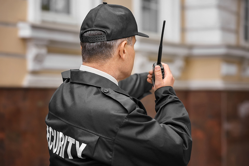 How To Be A Security Guard Uk in Essex United Kingdom